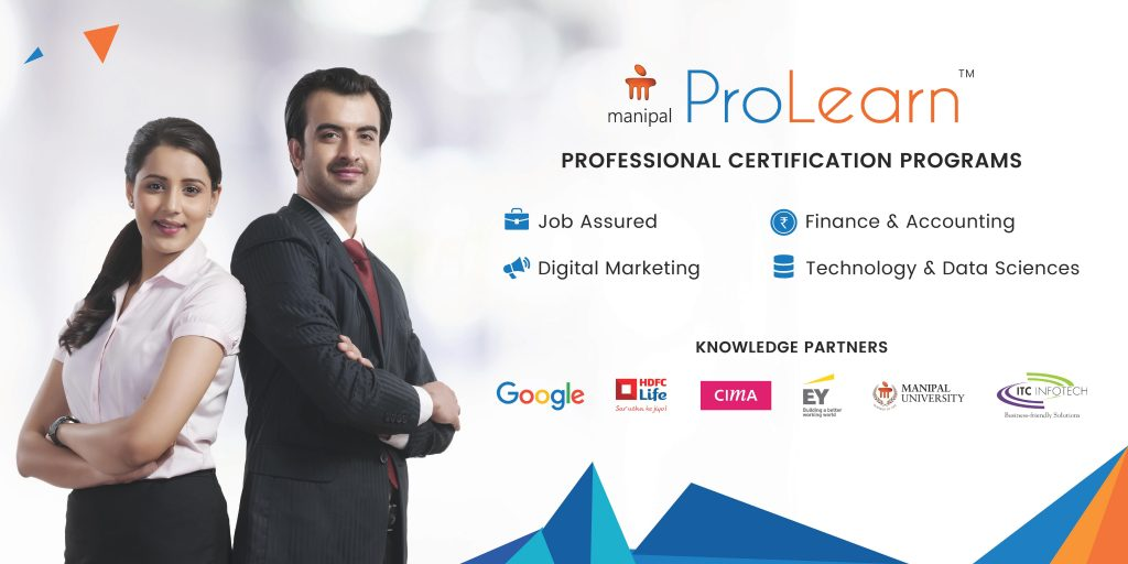 Photo of Manipal ProLearn banner