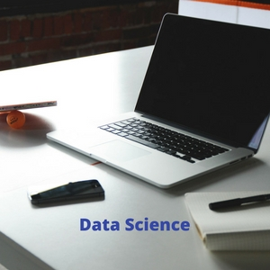 This is the default photo for the data science course category