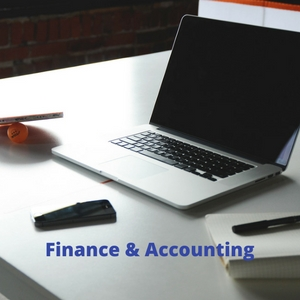 This is the default photo for the finance and accounting course category