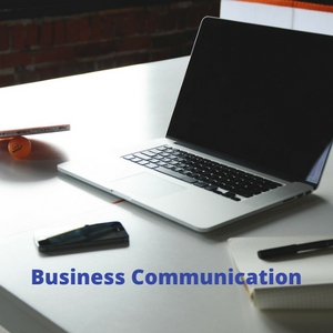 This is a photo for the Business Communication category