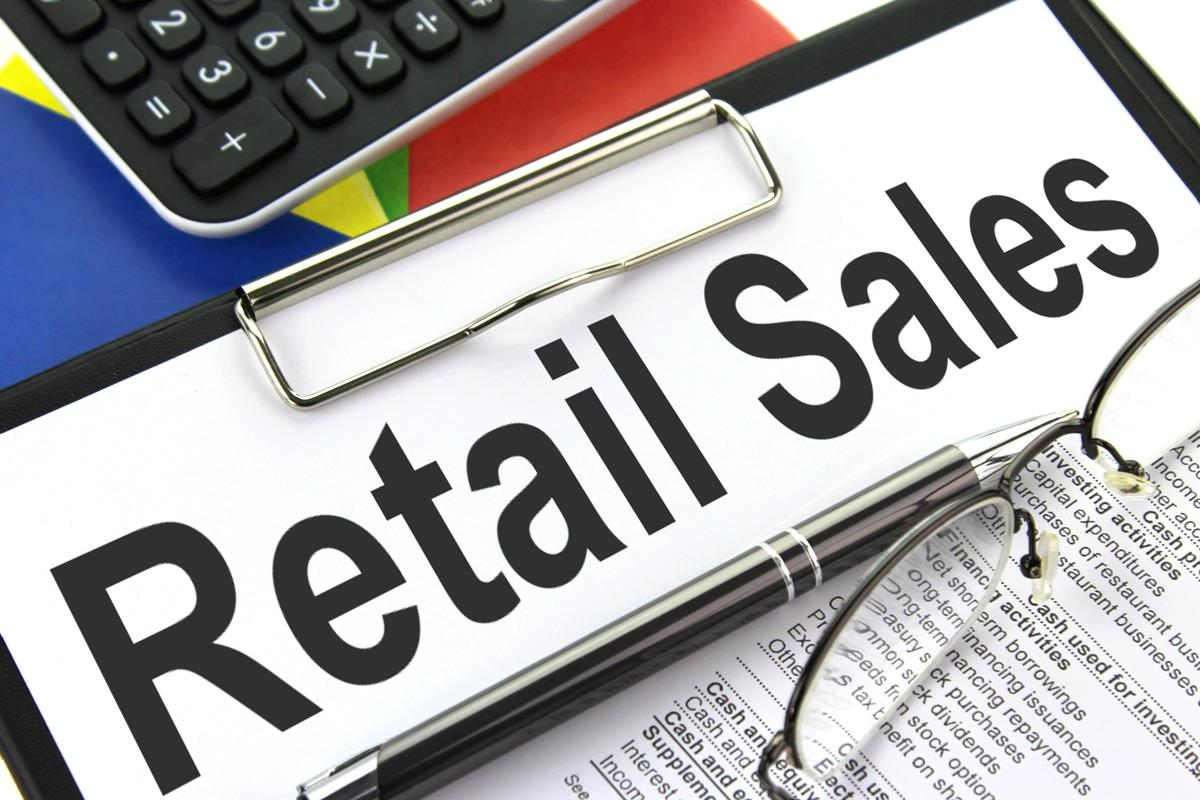 Photo of a retail sales sign