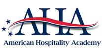 Logo of the American Hospitality Academy